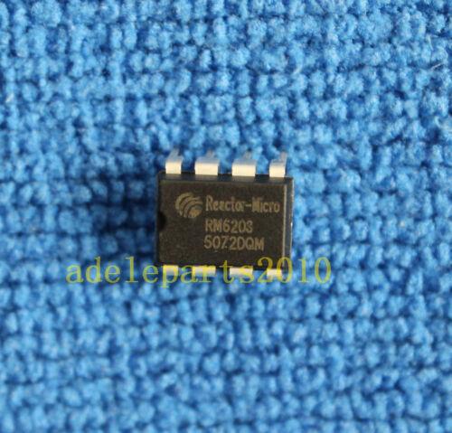 10pcs RM6203 6203 DIP-8 IC