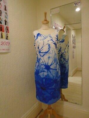 Pomodoro Carnival Sweetpea OR Sea Green Long Maxi Print Dress 81732 *2 Colours*