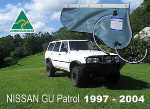 NISSAN-GU-Patrol-1997-2004-40L-Rear-Qtr-Panel-Water-Bladder
