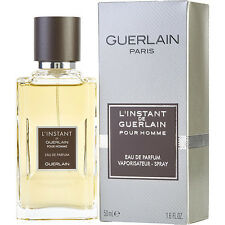 L'instant De Guerlain Homme by Guerlain Eau de Parfum Spray 1.7 oz