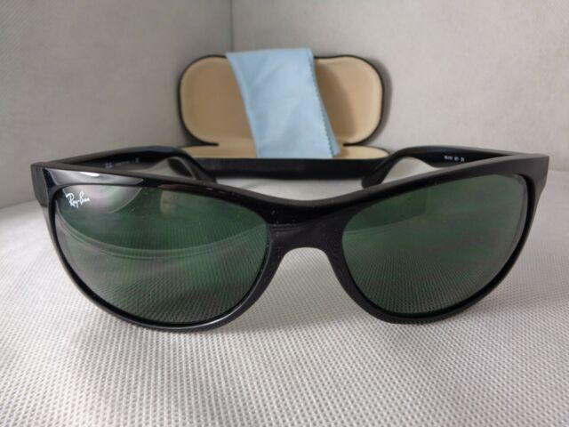 RAY-BAN RB4181 Frame | Polished Black | 601 3N | NEW | Italy| With Case & Cloth