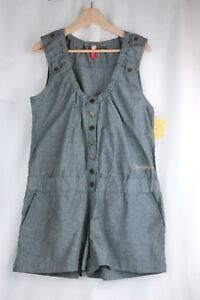 Apple-Bottoms-Grey-Cotton-Cute-romper-size-XL