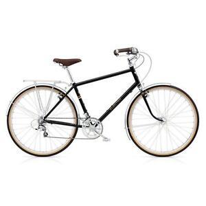 Electra-Ticino-20D-Regular-Herren-Fahrrad-Schwarz-TRK-City-Stadt-Rad-Retro-Mens