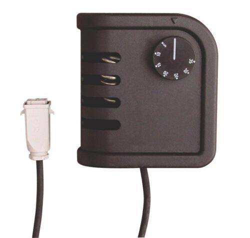 Master Thermostat TH 5-3 m Kabel Heizthermostat für Elektroheizer von Master