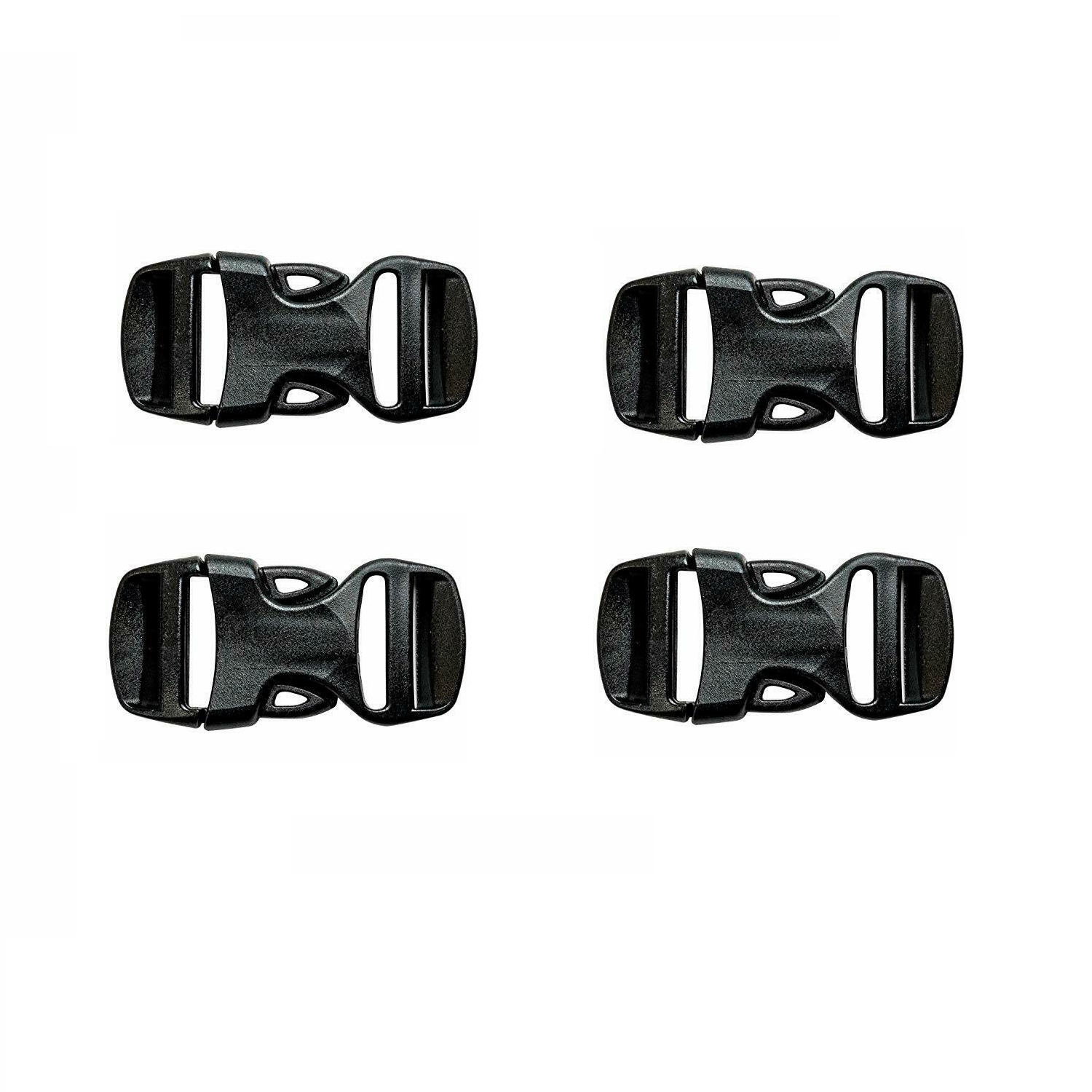 (4) Dual Adjust Replacement Buckle For 1