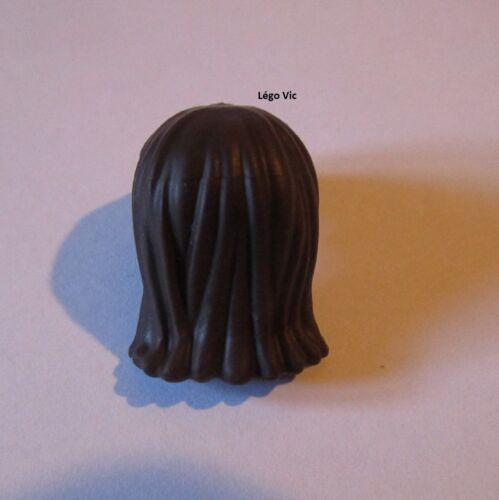 Lego 92255 cheveux Brun Friends Hair Dark Brown frnd012 frnd015 frnd0159