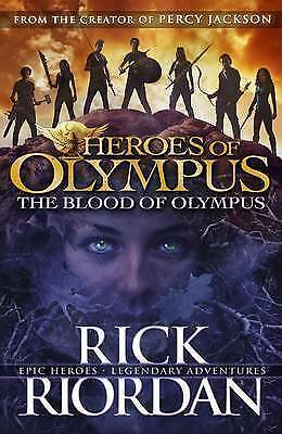 1 of 1 - The Blood of Olympus: Book 5: Heroes of Olympus by Rick Riordan (Paperback, 201…