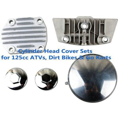 AND DIRT WITH E-22 CLONE MOTORS 125cc CYLINDER HEAD COVER SET FOR CHINESE ATVS