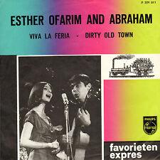 "ESTHER OFARIM AND ABRAHAM - Viva La Feria (VINYL SINGLE 7"" FAVORIETEN EXPRES)"