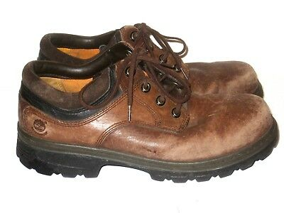 Timberland Boots Brown Low Top Mens