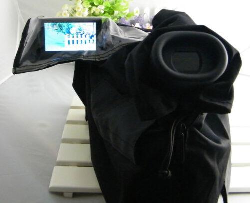 Profesional de la cubierta de la lluvia diseñado para Sony PMW-ex1r ex1 Z5u z1u z7u 198p Hdv Hvr