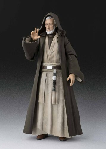 BANDAI S.H.Figuarts STAR WARS Ben Kenobi A New Hope Action Figure