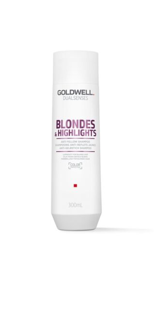 GOLDWELL DUALSENSES BLONDE & HIGHLIGHTS SHAMPOO 300 ML