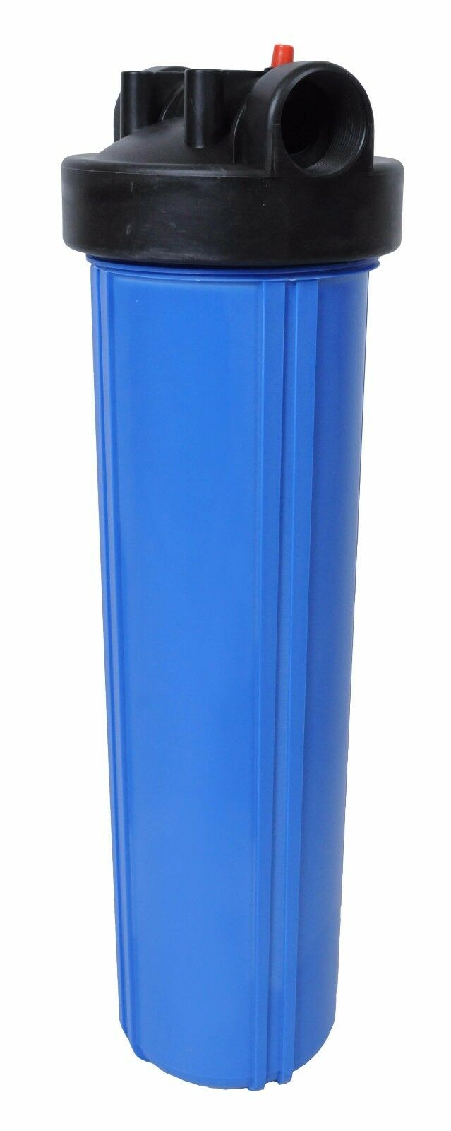 20 20 20  BIG Blau HAUSHALT-WASSERFILTER GEHÄUSE POOL GARTENFILTER FILTERGEHÄUSE 1b89e4