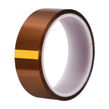 Heat Resistant High Temp Tape Polyimide Film Adhesive Tape 30mm X 27m88ft