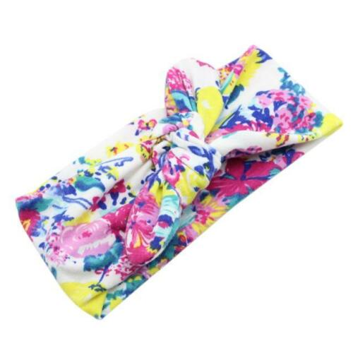 Kids Girl Baby Headband Toddler Bohemia Flower Infant Hair Band Accessories Lot