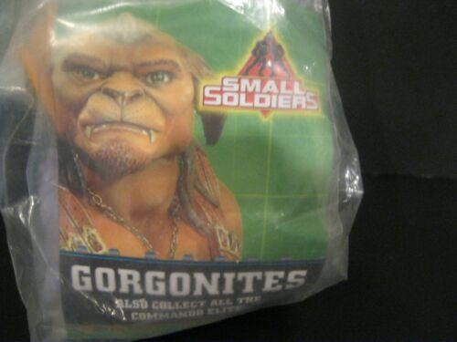 "Pequenos Soldados gorgonites /""punchit scratchit Brinquedo/"" Novo na embalagem Mcdonald/'s 1998"