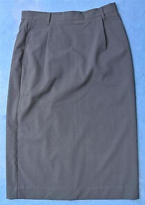 New Size 10 NAVY SKIRT Casual/Work/School BISLEY Uniforms 2 Side Pockets.