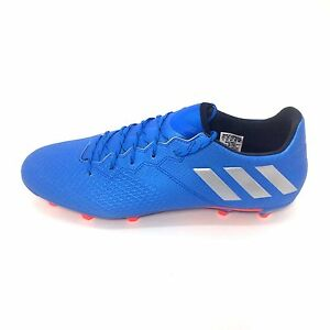 info for a7c58 1e6ac Image is loading NEW-adidas-Messi-16-3-FG-Men-039-