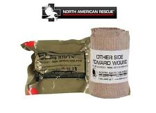 North American Rescue NAR 4 Inch Emergency Trauma Dressing-IFAK-2021 Exp-30-0031