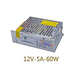 a DC12V original alimentación de LED tiras de 220V de título Detalles 5A Luz 60W LED acerca de mostrar 110V fuente para Lámpara controlador wkPNnZ08OX