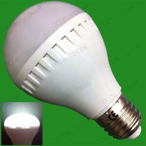 4x-6w-R63-Led-Reflecteur-6500k-Lumiere-Jour-Blanc-Ampoules-Spot-Eclairage-Es-E27