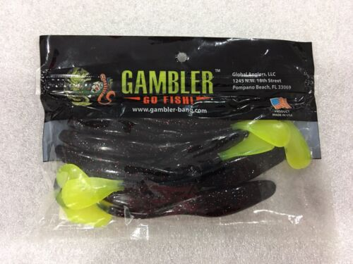 Gambler Go Fish F66010-8 Count 6/'/' Flapp/'n Shad Morning Glory