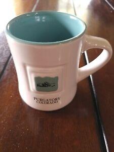 3d Purgatory Colorado Coffee Mug Tea Cup Souvenir Collectible Rocky Mountains Ebay