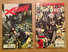MARVEL Comics X FORCE Issue 1 & Annual 1, Wolverine & Deadpool appear, X men