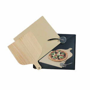Kit-Pietra-per-pizza-refrattaria-professionale-Originale-38x33-cm-by-MarelShop