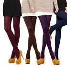 Women Elastic Pantyhose Nylon Tights Velvet Stockings Seamless Pantyhose Solid