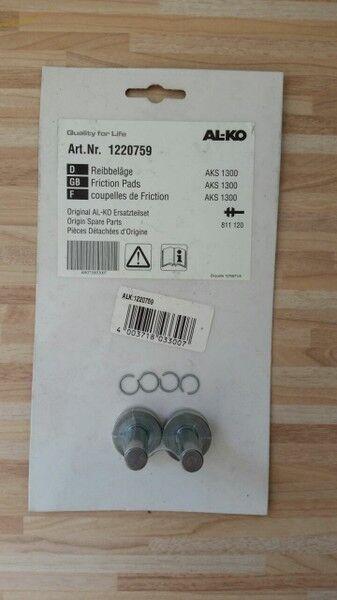 Alko AKS 1300 Bremsbeläge-Set seitlich 1220759 für 811120 Reibbelag Neu&OVP