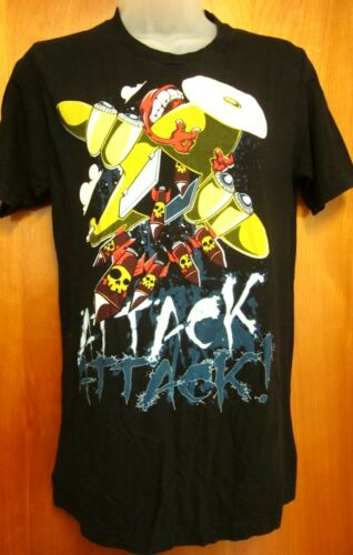ATTACK ATTACK screamo metalcore T shirt slimfit Oh