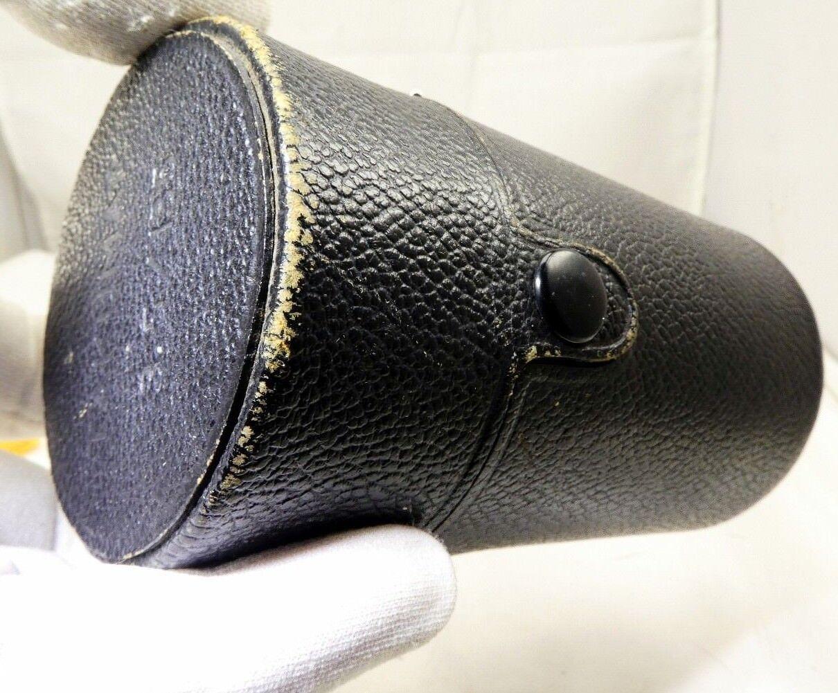 Case for Takumar Pentax f3.5/ 135mm Black Lens - Japan m42 screw mount