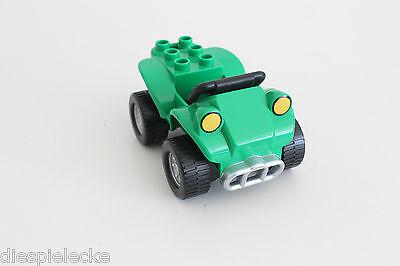 Lego Duplo Fahrzeug Auto grünes Quad Bauernhof