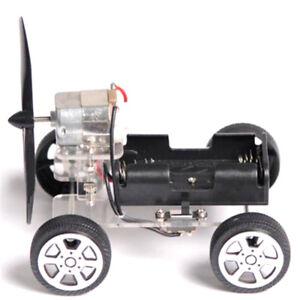 Mini-Wind-Car-130-Brush-Robot-for-Arduino-Children-Educational-DIY-Car-Kits-HT