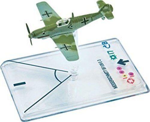 Meseerschmitt Bf 109 E-3 (Molders) - Wings Of War - Serie 1 - Sent 1st Class