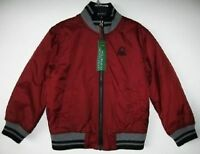 Benetton Boys/girls Reversible Jacket (xs-4/5)