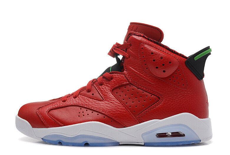 Nike Air Jordan 6 Retro Spizike Men's Basketball shoes Size 13