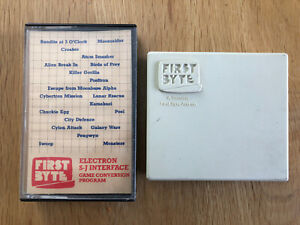 FIRST-BYTE-ACORN-ELECTRON-JOYSTICK-INTERFACE-No-Software
