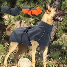 Gran Perro Abrigos Para Invierno Chaqueta Impermeable Rottweiler ropa REFLECTANTE M-3XL