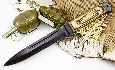 Spetcnaz Special Forces MVD Diversion Russian Army knife KNIFE HIGHLANDER