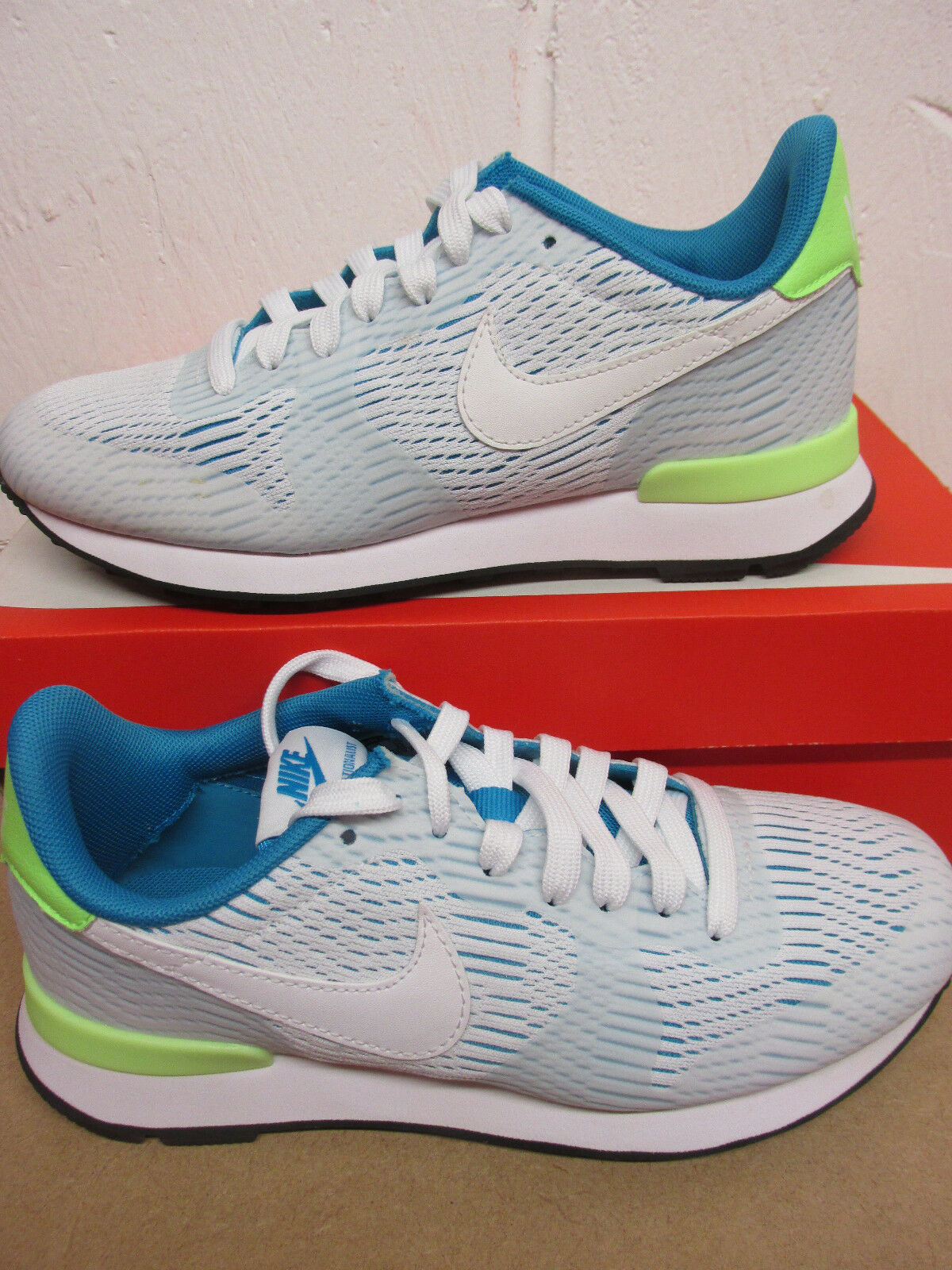Nike Femme Internationalist EM Running Trainers 833815 Sneakers Chaussures