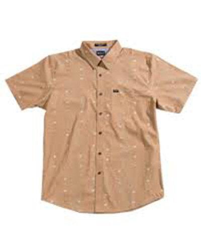 MATIX Desert Scape Woven Shirt (L) Khaki