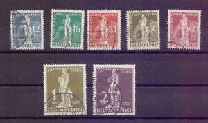 Berlin-1949-UPU-Stephan-MiNr-35-41-rund-gestempelt-Michel-320-00-898