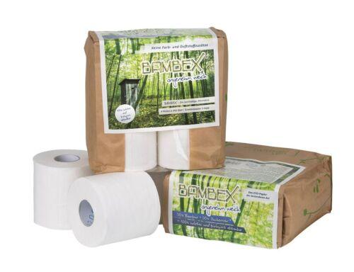 Bambex Premium Toilettenpapier