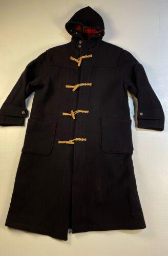 VINTAGE 1980s Polo Ralph Lauren Duffle Coat A1815