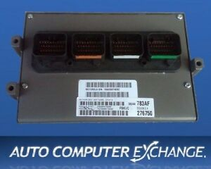 Details about 2003 2004 2006 2007 2008 JEEP GRAND CHEROKEE Engine Computer  ECM PCM ECU Rebuilt