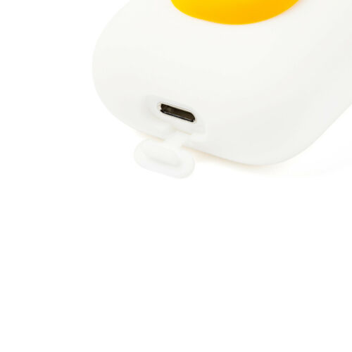 White Ryan Kakao Friends Official Airpod Case Protective Siliicon Skin Cover