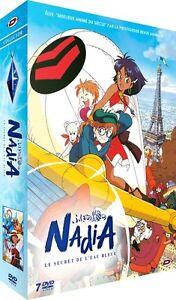 Nadia-le-secret-de-l-039-eau-bleue-Integrale-Edition-Collector-7-DVD